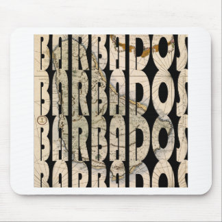Mousepad barbados1758