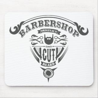 Mousepad Barbershop originals vintage