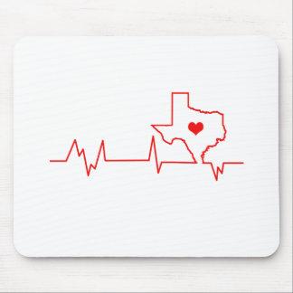 Mousepad Batimento cardíaco de Texas