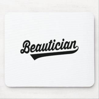Mousepad Beautician