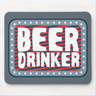 Mousepad Bebedor de cerveja 2