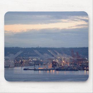 Mousepad Beira-rio de Seattle