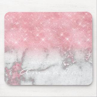 Mousepad Beleza de marcagem com ferro quente do brilho