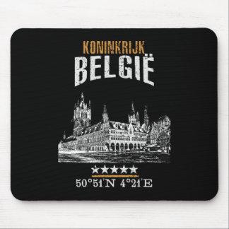 Mousepad Bélgica