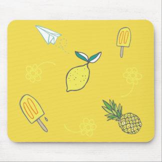 Mousepad Bens Lemony do verão