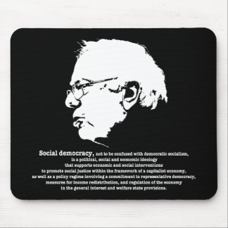 Mousepad Bernie austero