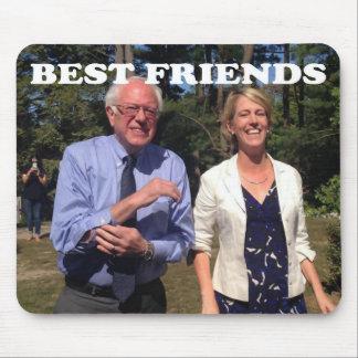 Mousepad Bernie e Zephyr: Melhores amigos