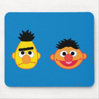Mousepad Bert & Ernie Emojis