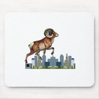 Mousepad Beware a ram