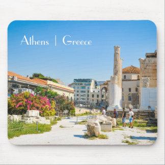 Mousepad Biblioteca de Hadrian em Atenas, piscina