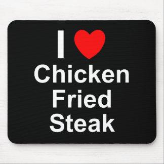 Mousepad Bife fritado galinha