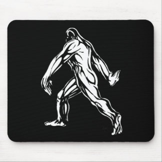 Mousepad Bigfoot