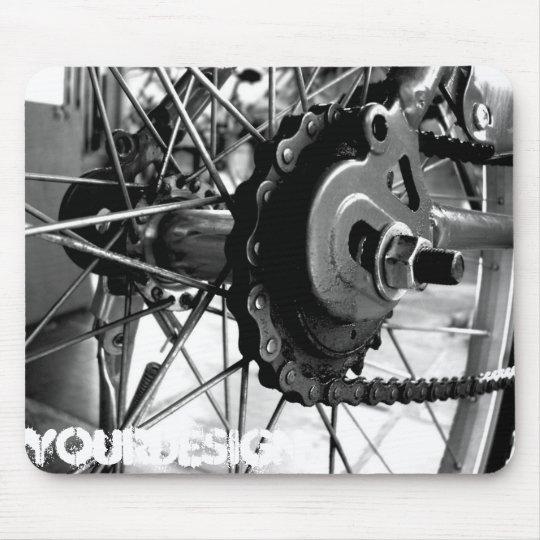 Mousepad Bike