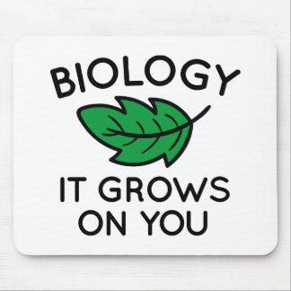 Mousepad Biologia que cresce em você