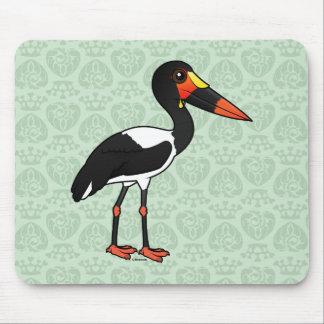 Mousepad Birdorable Sela-faturou a cegonha