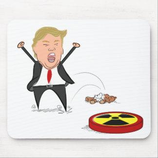 Mousepad Birra de Donald Trump - esteira do rato