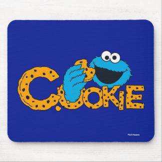 Mousepad Biscoito do monstro | do biscoito!