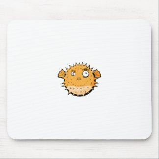 Mousepad Blowfish