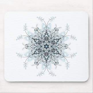 Mousepad Bluebells congelados