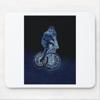 Mousepad Bmx do mtb de Llandegla do Mountain bike