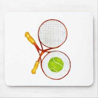Mousepad Bola de tênis Sketch2