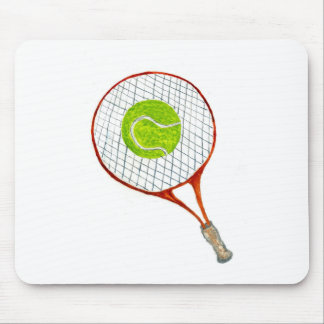 Mousepad Bola de tênis Sketch3
