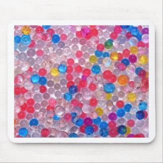 Mousepad bolas da água do colore