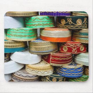 Mousepad Bonés árabes no mercado