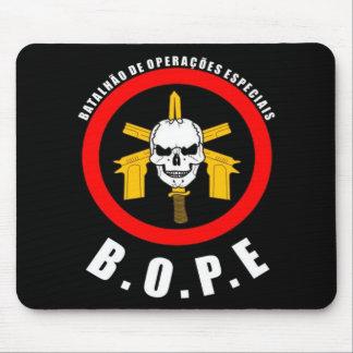 Mousepad BOPE Batalhão de Operações Especiais
