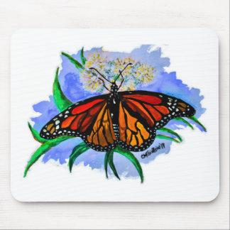 Mousepad Borboletas de monarca