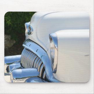 Mousepad branco velho de Buick
