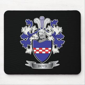 Mousepad Brasão da crista da família de Boyd