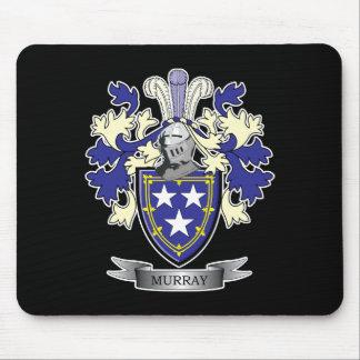 Mousepad Brasão da crista da família de Murray