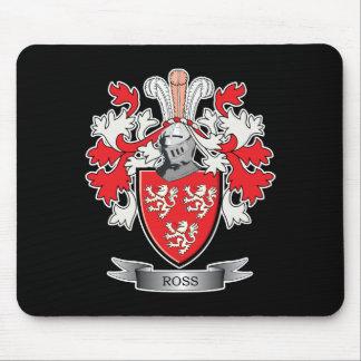 Mousepad Brasão da crista da família de Ross