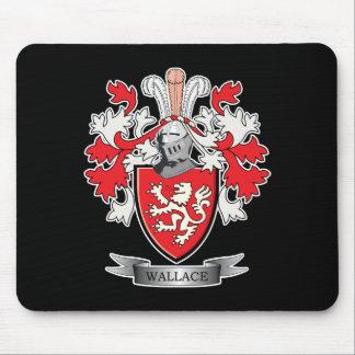 Mousepad Brasão da crista da família de Wallace