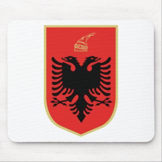 Mousepad Brasão de Albânia