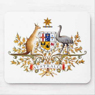 Mousepad Brasão de Austrália