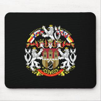Mousepad Brasão de Praga