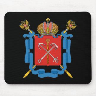 Mousepad Brasão de St Petersburg