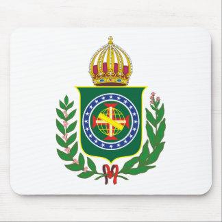 Mousepad Brasão Império do Brasil