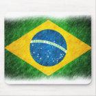 Mousepad Brazilian_Flag_Pencil_Painting
