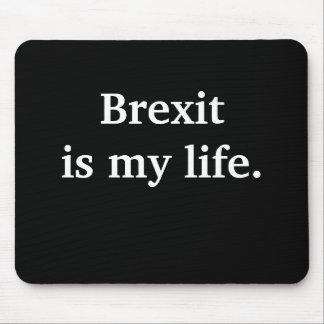 Mousepad Brexit é minhas citações políticas engraçadas da