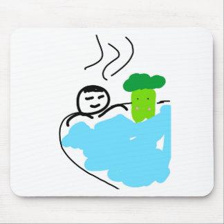 Mousepad Brócolos bonitos em Hot Springs