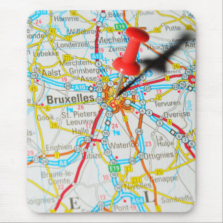 Mousepad Bruxelas, Bruxelas, Bruxelas em Bélgica