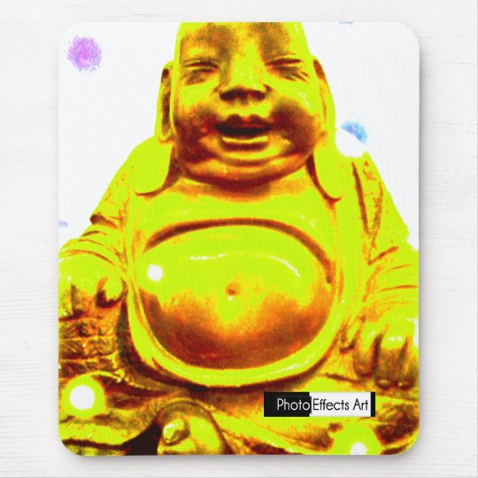 Mousepad Buda