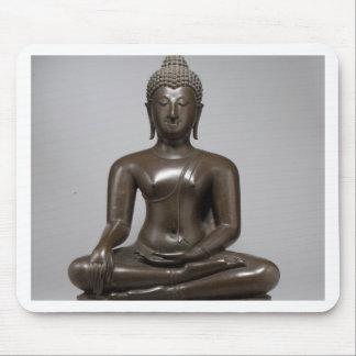 Mousepad Buddha assentado - século XV
