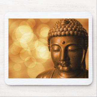 Mousepad Buddha dourado