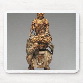 Mousepad Buddha Shakyamuni com bodhisattvas assistentes