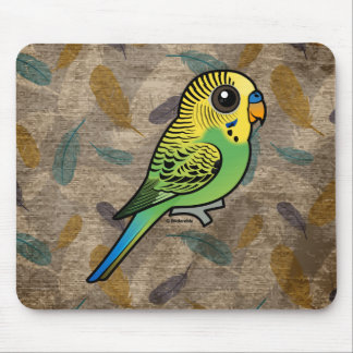Mousepad Budgerigar de Birdorable
