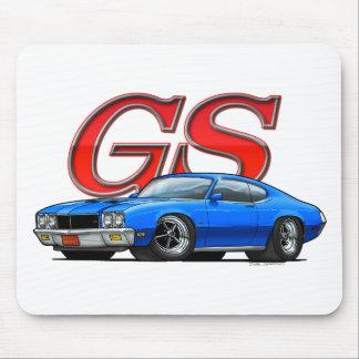 Mousepad BuickGS_blue